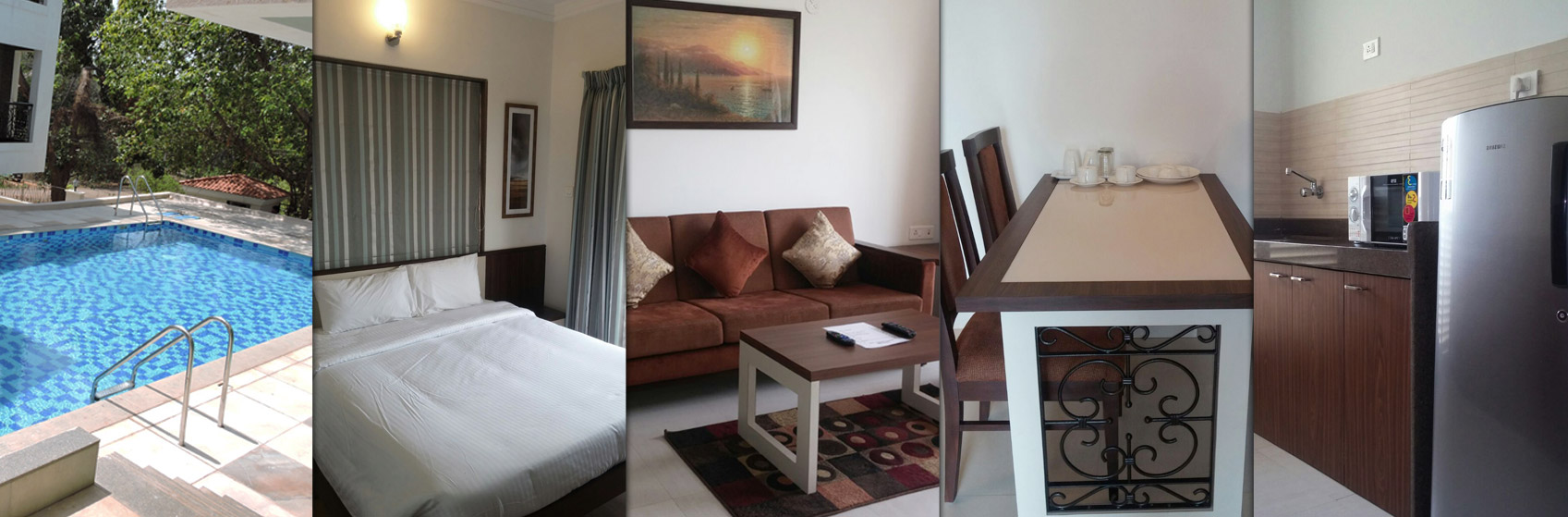 Service Apartments in Goa